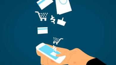 التسوق الآمن عبر الانترنت