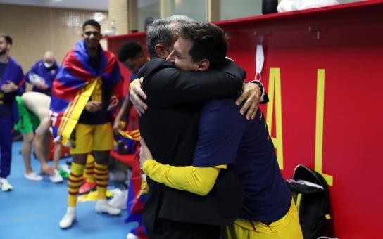 23 - حياة ليونيل ميسي : طفولته و انجازاته و نهاية حقبة مع برشلونة