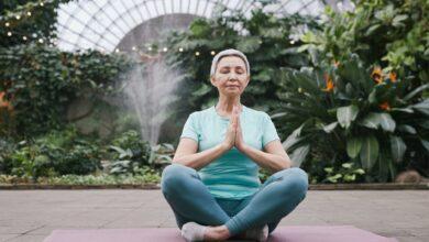 تمارين التنفس العميق