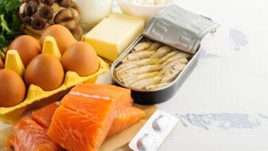أهم الفيتامينات للجسم
