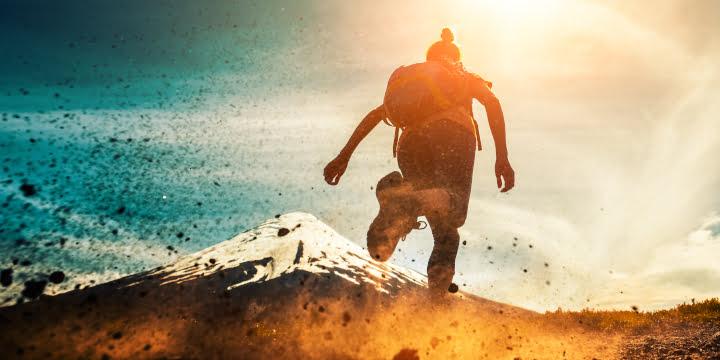 فوق الجبل - فوائد الجري للجسم : بينهم تعزيز النوم و علاج الكثير من الأمراض