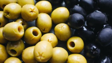 فوائد الزيتون المخلل